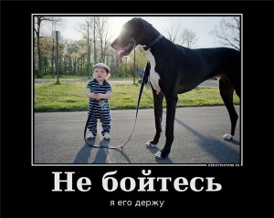 speaking russian